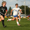 10-4-16<br /> Western vs Kokomo girls soccer<br /> <br /> Kelly Lafferty Gerber | Kokomo Tribune