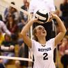 10-22-16<br /> Western vs Benton Central sectional vball championship<br /> <br /> Kelly Lafferty Gerber | Kokomo Tribune