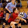 10-18-16<br /> Maconaquah vs Benton Central volleyball<br /> Shelby Spence <br /> Kelly Lafferty Gerber | Kokomo Tribune