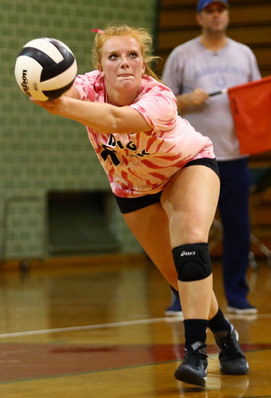 10-12-16<br /> Kokomo vs Eastern volleyball<br /> Kokomo's Madison Wood<br /> Kelly Lafferty Gerber | Kokomo Tribune