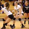10-20-16<br /> Western vs Northwestern sectional volleyball<br /> Western's Haley Berry<br /> Kelly Lafferty Gerber | Kokomo Tribune
