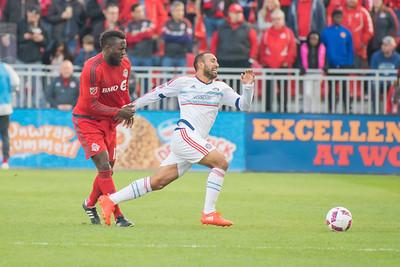 FBL - MLS 2016: Toronto FC v DC United - 23-10-2016