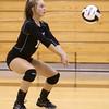 9-27-16<br /> Western vs Northwestern volleyball<br /> Western's Haley Berry<br /> Kelly Lafferty Gerber | Kokomo Tribune