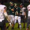9-30-16<br /> Eastern vs Taylor football<br /> Luke Monize congratulates Draeden Morris-Graber after Graber scores a touchdown for Eastern.<br /> Kelly Lafferty Gerber | Kokomo Tribune