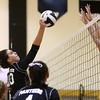 9-27-16<br /> Western vs Northwestern volleyball<br /> Western's Sophie Rogers<br /> Kelly Lafferty Gerber | Kokomo Tribune