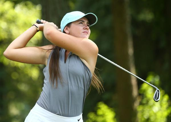 9-6-16<br /> Western vs Kokomo girls golf<br /> Western 2 Tori Gingerich<br /> Kelly Lafferty Gerber | Kokomo Tribune