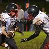 9-30-16<br /> Eastern vs Taylor football<br /> <br /> Kelly Lafferty Gerber | Kokomo Tribune