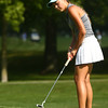 9-6-16<br /> Western vs Kokomo girls golf<br /> Western 3 Lauren Tuchscherer<br /> Kelly Lafferty Gerber | Kokomo Tribune