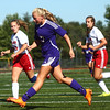 9-3-16<br /> Taylor vs Northwestern girls soccer<br /> Northwestern's Olivia Hale.<br /> Kelly Lafferty Gerber | Kokomo Tribune