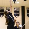 9-27-16<br /> Western vs Northwestern volleyball<br /> Northwestern's Ashley Cunningham<br /> Kelly Lafferty Gerber | Kokomo Tribune