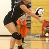 9-27-16<br /> Western vs Northwestern volleyball<br /> Northwestern's Kelli Gill<br /> Kelly Lafferty Gerber | Kokomo Tribune