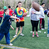 Evan Goes, from North Middlesex, competes in the Special Olympics at Fitchburg State's Elliot Field on Friday morning. SENTINEL & ENTERPRISE / Ashley Green