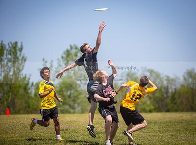 DCSAA Ultimate Frisbee Championships