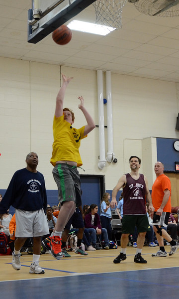2016 Student/Faculty Basketball Game
