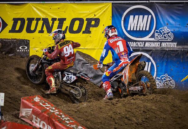 Las Vegas Supercross - 7 May 2016