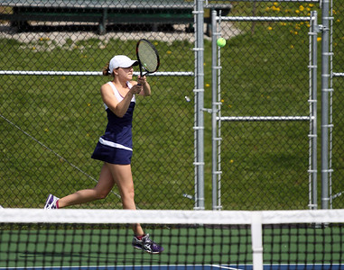 EHS vs Stowe Girls Tennis, May 2016
