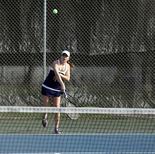 EHS vs MMU Tennis at Jericho