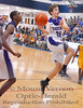 Mount Vernon Varsity Tigers vs New Boston Lions Basketball game Bi-District photos