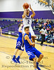 Mount Vernon Varsity Tigers vs Quinlan Ford Panthers Basketball game photos