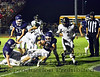 Mount Vernon Varsity Tigers vs Ore City Rebels  Football photos