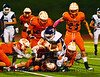 Mount Vernon Varsity Tigers vs Mineola Yellow Jackets Football game photos