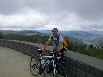 2016 Tour de Blast - the Mt St Helens Ride