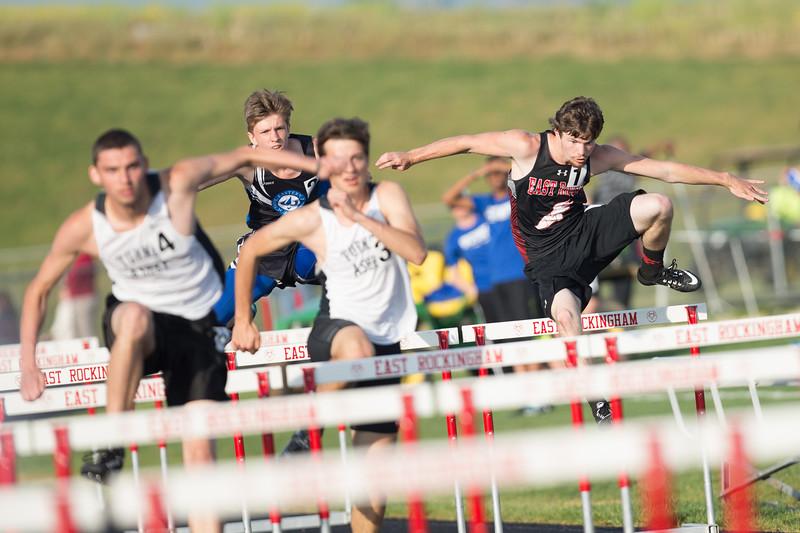 Issiah Fields in 110 meter hurdles0 meter hurdles