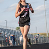 Claire Koeppen in the girls 1600 meters