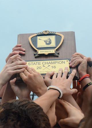 2016 D-I State Champions! 6.4.16