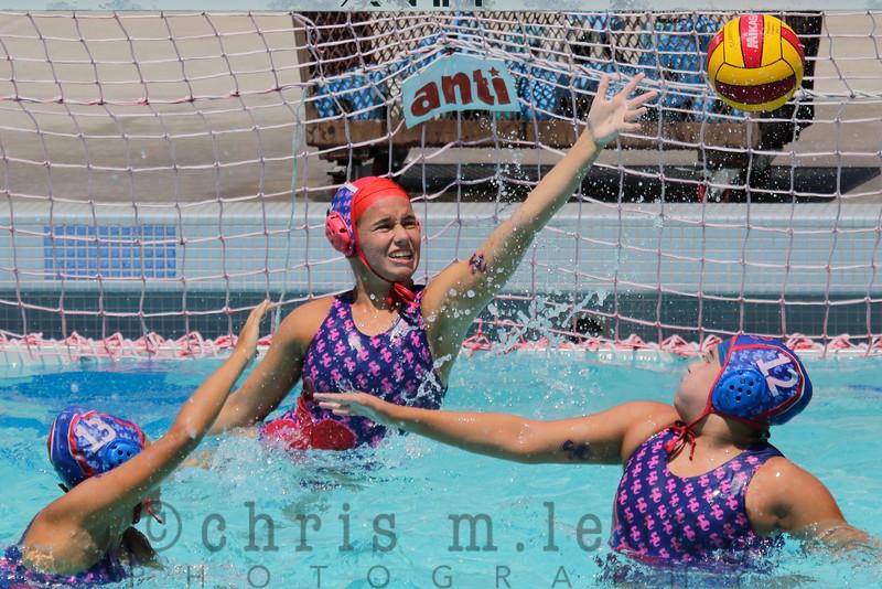 16U 3rd Place Alliance vs SC Aquatics