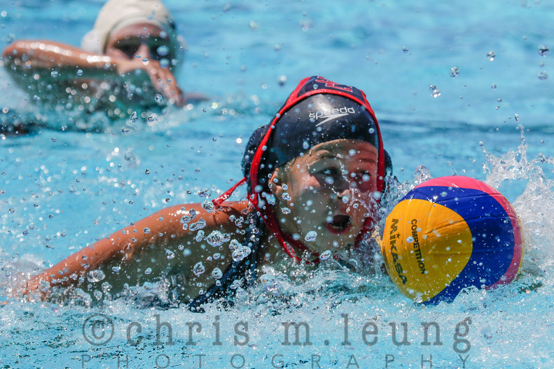 7/30/16 2016 USA Water Polo JO/12G Royal 559 Black A vs SC Tritons at Carlmont High School in Belmont, Ca. Photo credit: KLCFotos-Chris M. Leung  for USA Water Polo