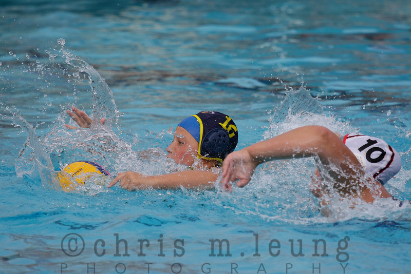 2016 USA Water Polo JO 12G Greenwich vs Lamorinda
