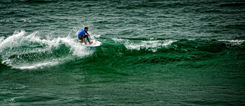 Vans Pro surfing HB 11