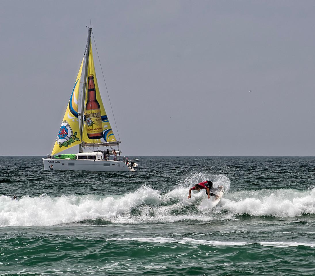 Vans Pro surfing HB 13
