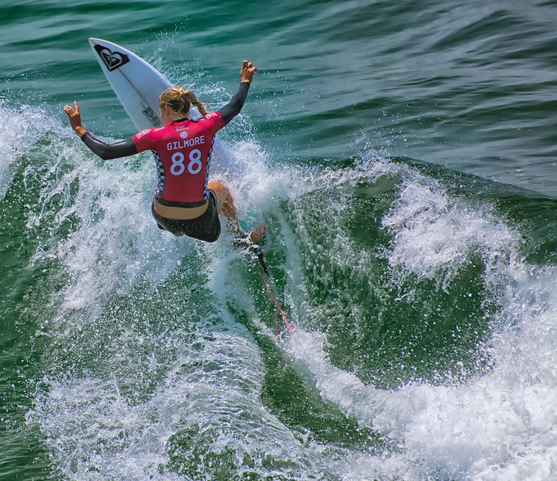 Vans Pro surfing HB 4