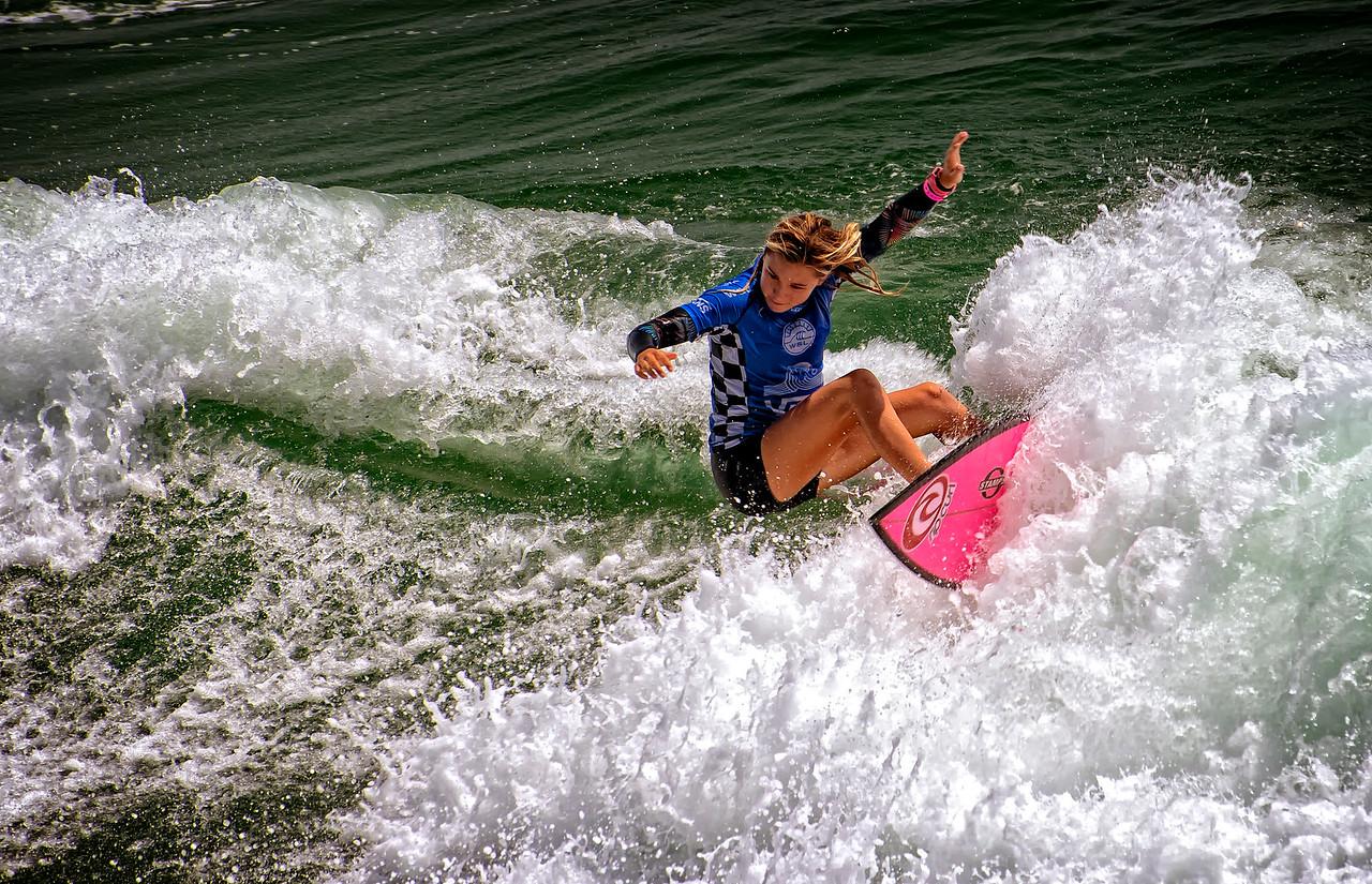 Vans Pro surfing HB 19