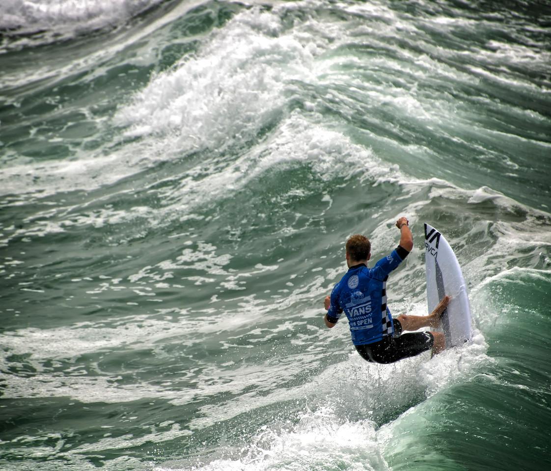 Vans Pro surfing HB 10