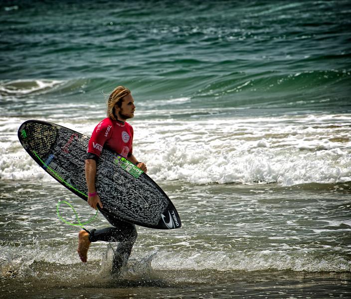 Vans Pro surfing HB 15