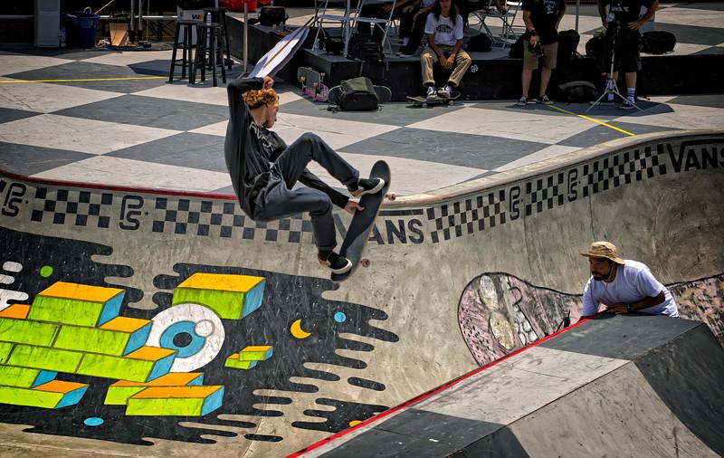 Vans Pro surfing HB 25