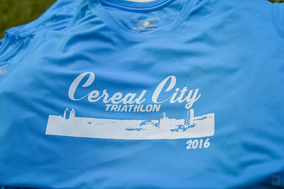 2016 Cereal City Triathlon