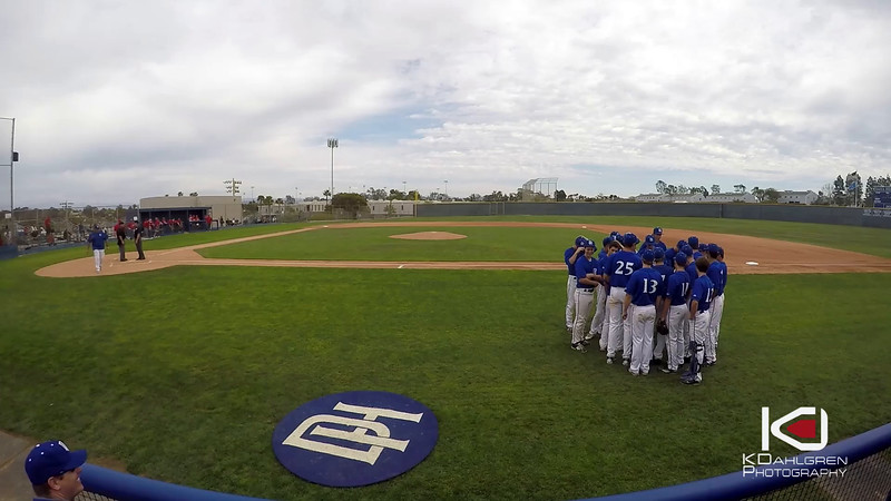 3/5/16 Full Game Highlights: Dana Hills vs Woodbridge (Loara Tournament Game 2)