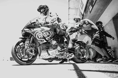 Alex Lowes GBR Yamaha YZF R1 Pata Yamaha Official WorldSBK Team, Motul FIM Superbike World Championship, GEICO Motorcycle U.S. Round at Mazda Raceway Laguna Seca