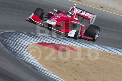 2016 Mazda Road to Indy at Mazda Raceway Laguna Seca