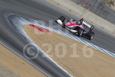 2016 Mazda Road to Indy at Mazda Raceway Laguna Seca