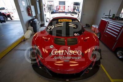 2016 Pirelli World Challenge presented by Nissan at Mazda Raceway Laguna Seca