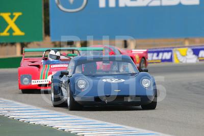 2016 Rolex Monterey Motorsports Reunion and Pre-Reunion at Mazda Raceway Laguna Seca