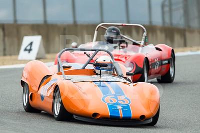Rolex Monterey Motorsports Reunion  5A 1963-1968 USRRC Can Am