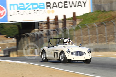 Pre-Reunion Group 1 - 1947-1955 Sports Racing and GT Cars at Mazda Raceway Laguna Seca