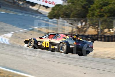 Pre-Reunion Group 11 - 1981-1991 FIA / IMSA GTO, GTP at Mazda Raceway Laguna Seca
