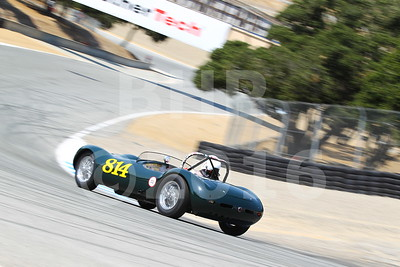 Pre-Reunion Group 3 - 1955-1961 Sports Racing cars under & over 2000cc at Mazda Raceway Laguna Seca